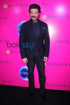 Anil Kapoor at store launch