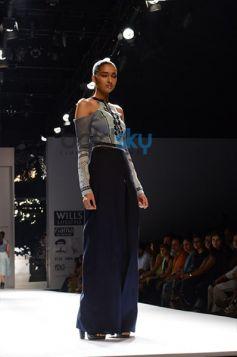 Ankur & Priyanka Modi Designs Day2 WIFW show