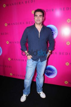 Arbaaz Khan at store event