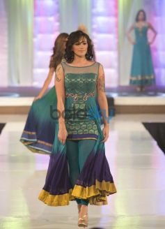 Asif Shah New Collections ramp show