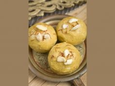 Badam Ladoo Recipe For Diwali