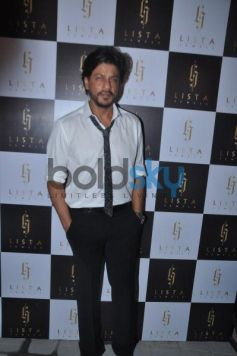 Badshah Shahrukh Khan at Lista jewellery showroom launch Event