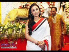 Rani Mukherjee in Bengali famous Saree