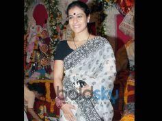 Kajol in The Cotton Saree Bengali Dress