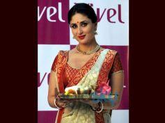 Kareena Kapoor in Bengali Costume