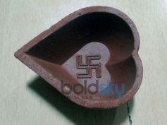 Betel Leaf Shaped Diya