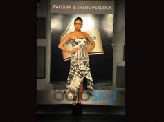 Blender Pride Fashion Tour beautiful pattern dress