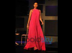 Blender Pride Fashion Tour beautiful red costume