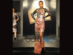 Blender Pride Fashion Tour model beautiful pose