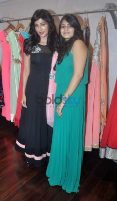 Chitrangda Singh with Shruti Shah at Launch
