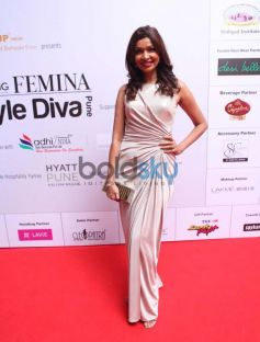 Choreographer Achla Sachdev at the Femina Style Diva Pune at Hyatt Pune