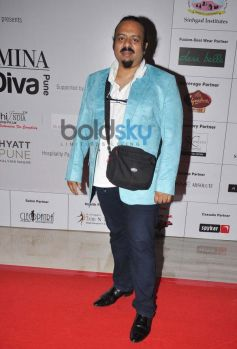 Choreographer Lovell Prabhu at the Femina Style Diva Pune at Hyatt Pune