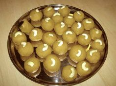 Churma Ladoo Recipe For Diwali
