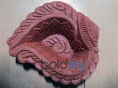 Conch Sheel Diya