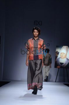 Day 2 of Wills India Fashion Week beautiful costume