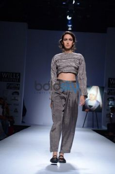 Day 2 of Wills India Fashion Week day