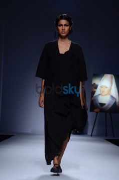 Day 2 of Wills India Fashion Week on designers costume