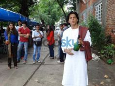 Dev Das LookShahrukh Khan Nokia Lumia ad shoot