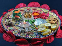 Diwali Decoration Ideas In Budget Thali