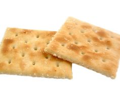 Foods To Cure Nausea have Cracker Biscuit