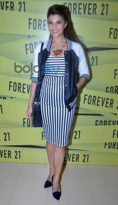 Forever 21 Event launched by Jacqueline Fernandez
