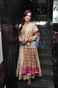 Dia Mirza at jewellery launch Events