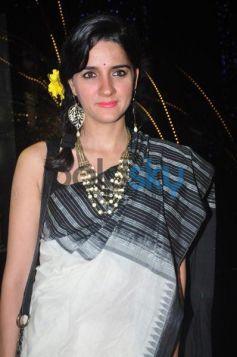 Shruti Seth at Gehna Jewellers launch