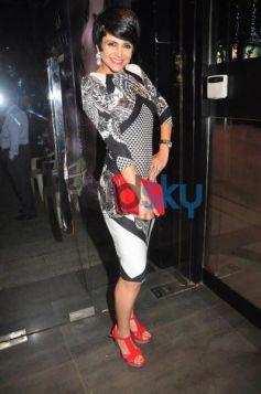 Mandira Bedi at Gehna Jewellers launch Event
