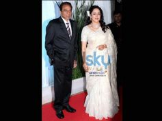 Hema Malini: Dream Girl's White Net Saree