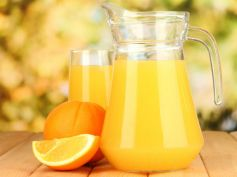 Home Remedies To Cure Indigestion Orange juice