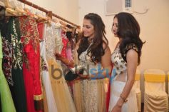 Isha Koppikar checks out all Sujata Ahuja and Sanjay Lalwani's Bridal Collection