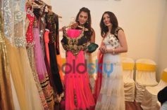 Isha Koppikar  Sujata Ahuja and Sanjay Lalwani's Bridal Collection