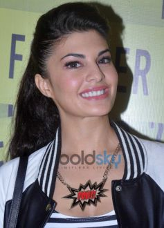 Jacqueline Fernandez at launch Forever 21 Event
