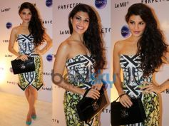 Jacqueline Fernandez At The Le Mill - FarFetch Do