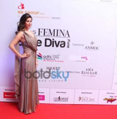 Karishma Kotak at the Femina Style Diva Pune at Hyatt Pune