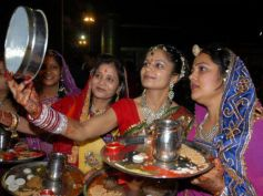 Karva Chauth Puja Rituals Baya