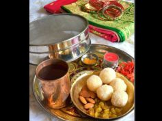 Karva Chauth Puja Rituals Before The Fast preparations