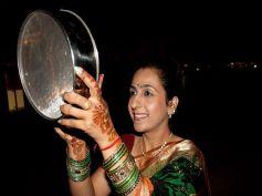 Karva Chauth Puja Rituals Evening Puja