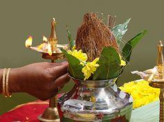 Lakshmi Ganesha Puja On Diwali