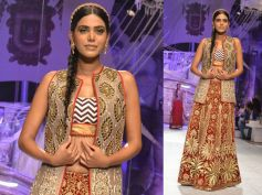 Lehenga With Jacket