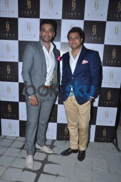 Lista jewellery showroom launch