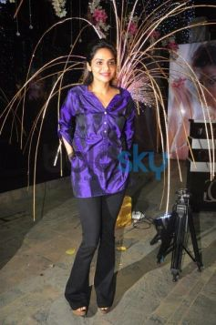 Madhu Bala Spotted at Gehna Jewellers launch Event