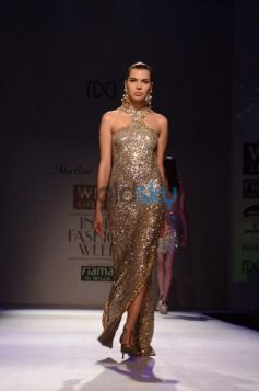 Malini Ramani New Collection for WIFW beauful pose
