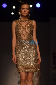 Malini Ramani New Collection for WIFW close up