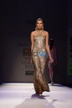Malini Ramani New Collection for WIFW Model Walk