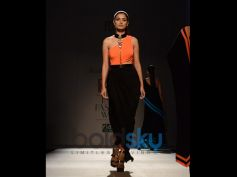 Malini Ramani New Collection for WIFW ramp walk