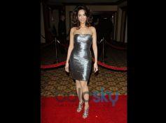 Mallika Sherawat Birthday Special silver costume