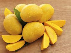 Mandarin-Mango Shake