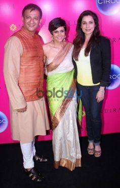 Mandira Bedi launches her new sari store
