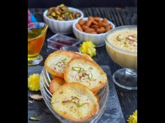 Mava Malpua Karva Chauth Special teasty dish